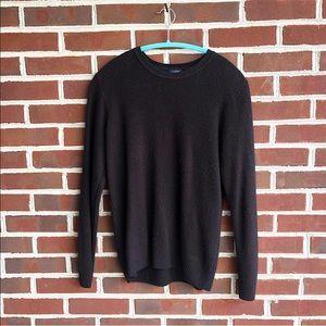 Izod Crewneck sweater black xl